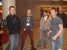 Indy Show 2010  :: Bradley_Kev_Blake_Jaco_Lee_waiting_on_Starbuck_s_order